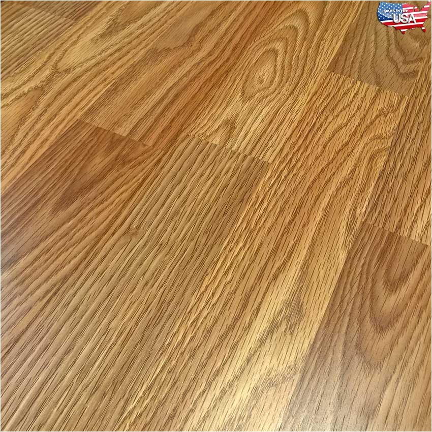 classic oak premier glueless laminate made usa