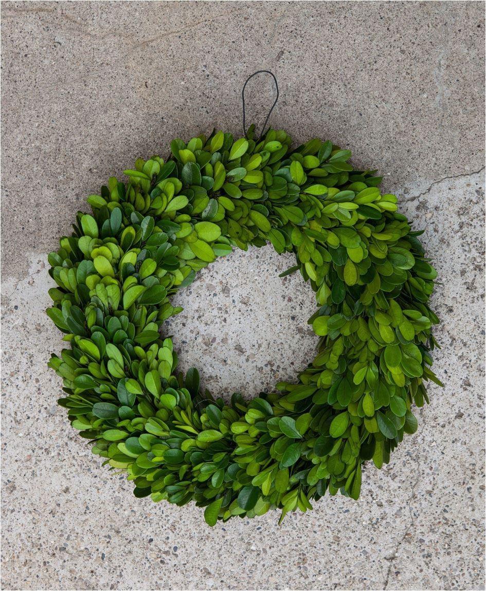 boxwood wreath 11