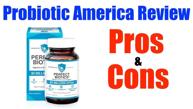 Probiotic America Perfect Biotics Probiotic America Best Product Perfect Biotics Probioti