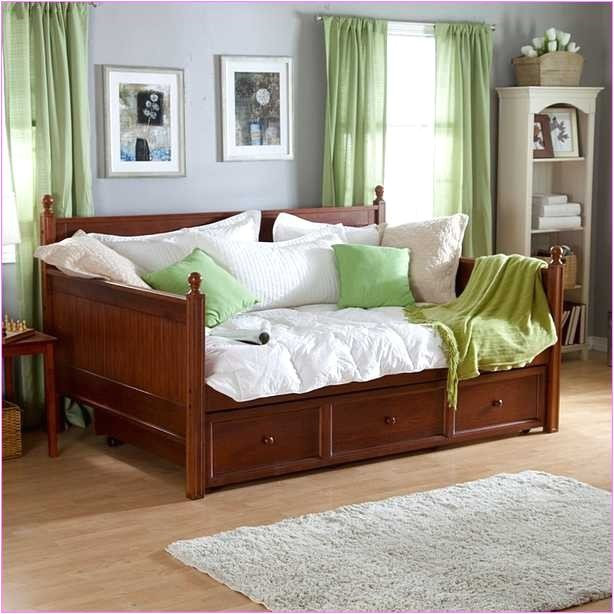 daybed with trundle full size modern daybeds with trundle home design ideas