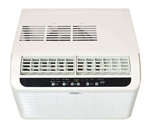 haier esaq406p ultra quiet window air conditioner 6050 btu