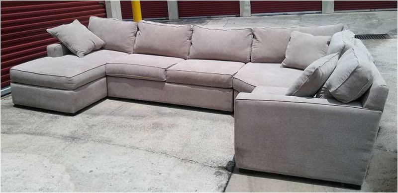 furniture radley 4pc sectional sofa