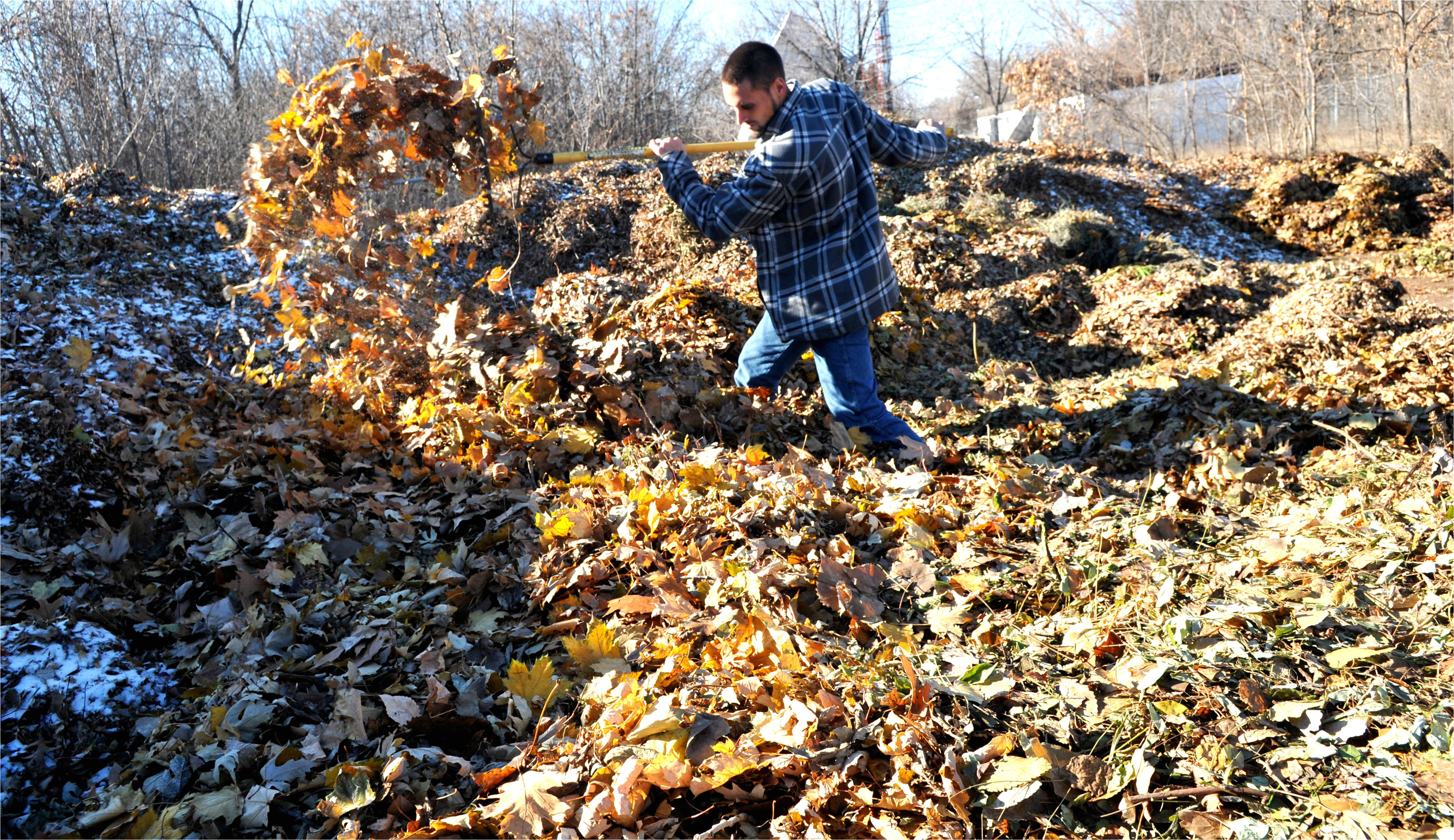 Ramsey County Compost Hours Got Leaves Yard Waste Drop Off Centers In Ramsey County Switch to