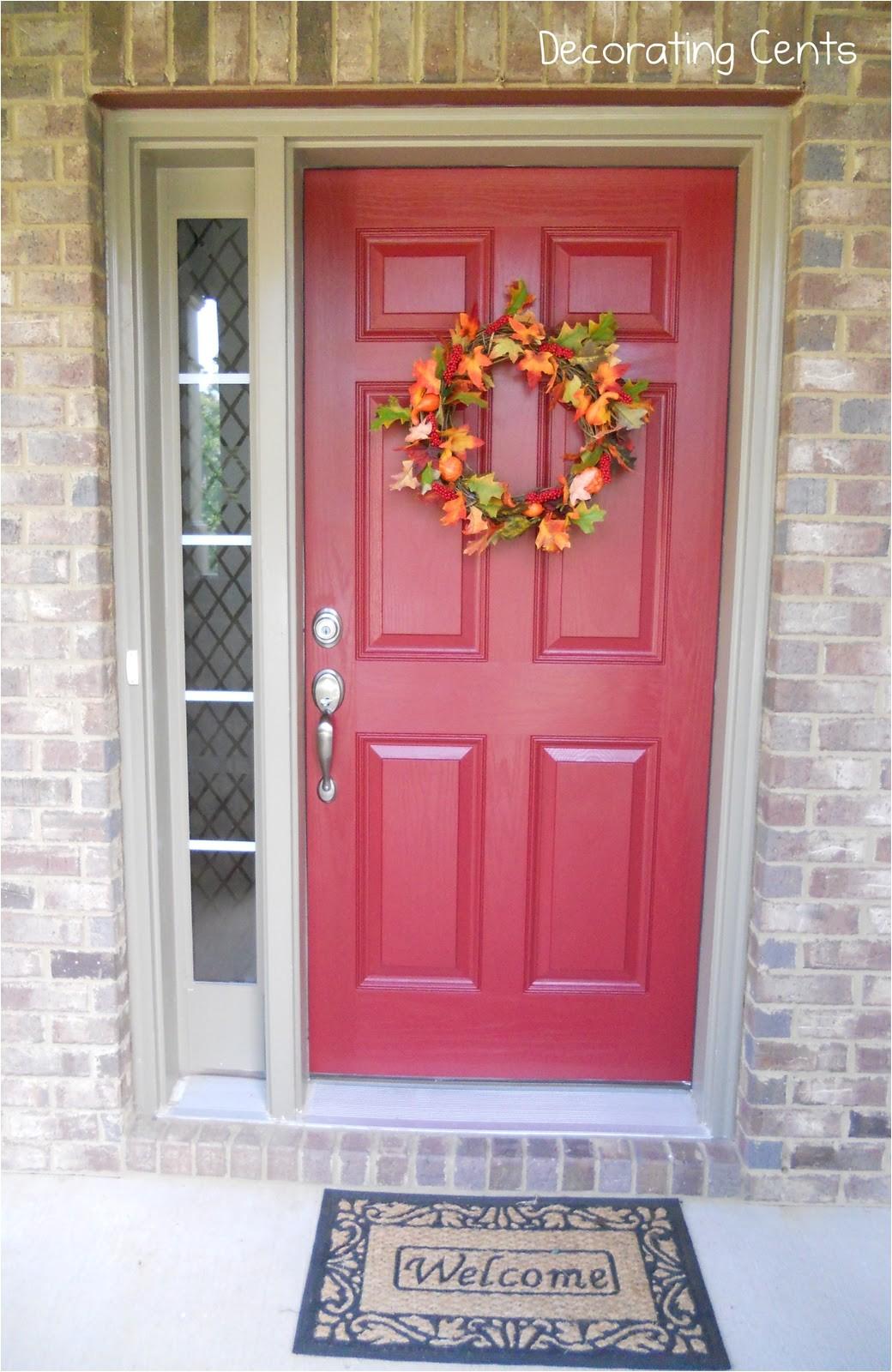 Red Front Door Lowes Front Door Color Meaning Amazing Affordable Front Door