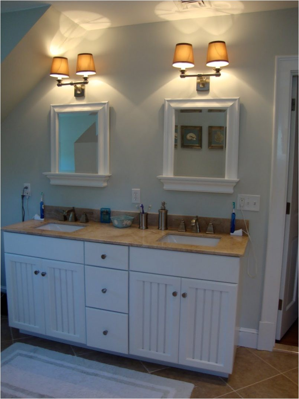 restoration hardware vanity lights