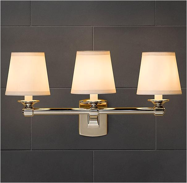 Restoration Hardware Vanity Lights Restoration Hardware Bathroom Sconce Lighting