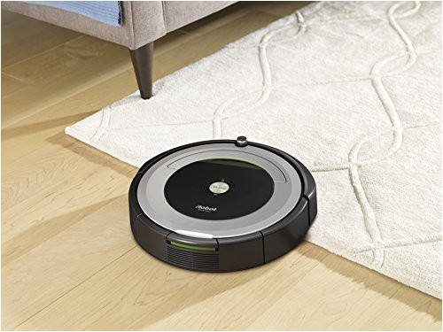 irobot roomba 690 wi fi connected robotic vacuum cleaner