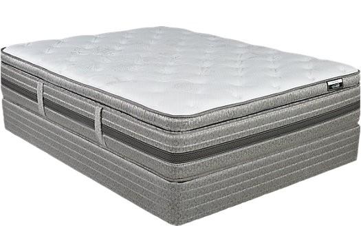 therapedic grandview king mattress set 5071315p