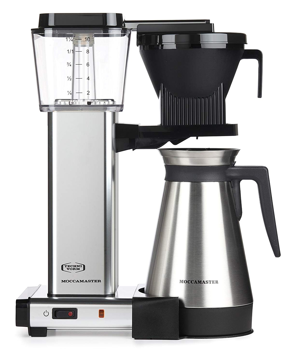 scaa certified coffee makers