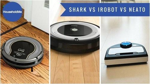 Shark Ion Vs Roomba Shark Ion Robot Vacuum Review Rv750 Model
