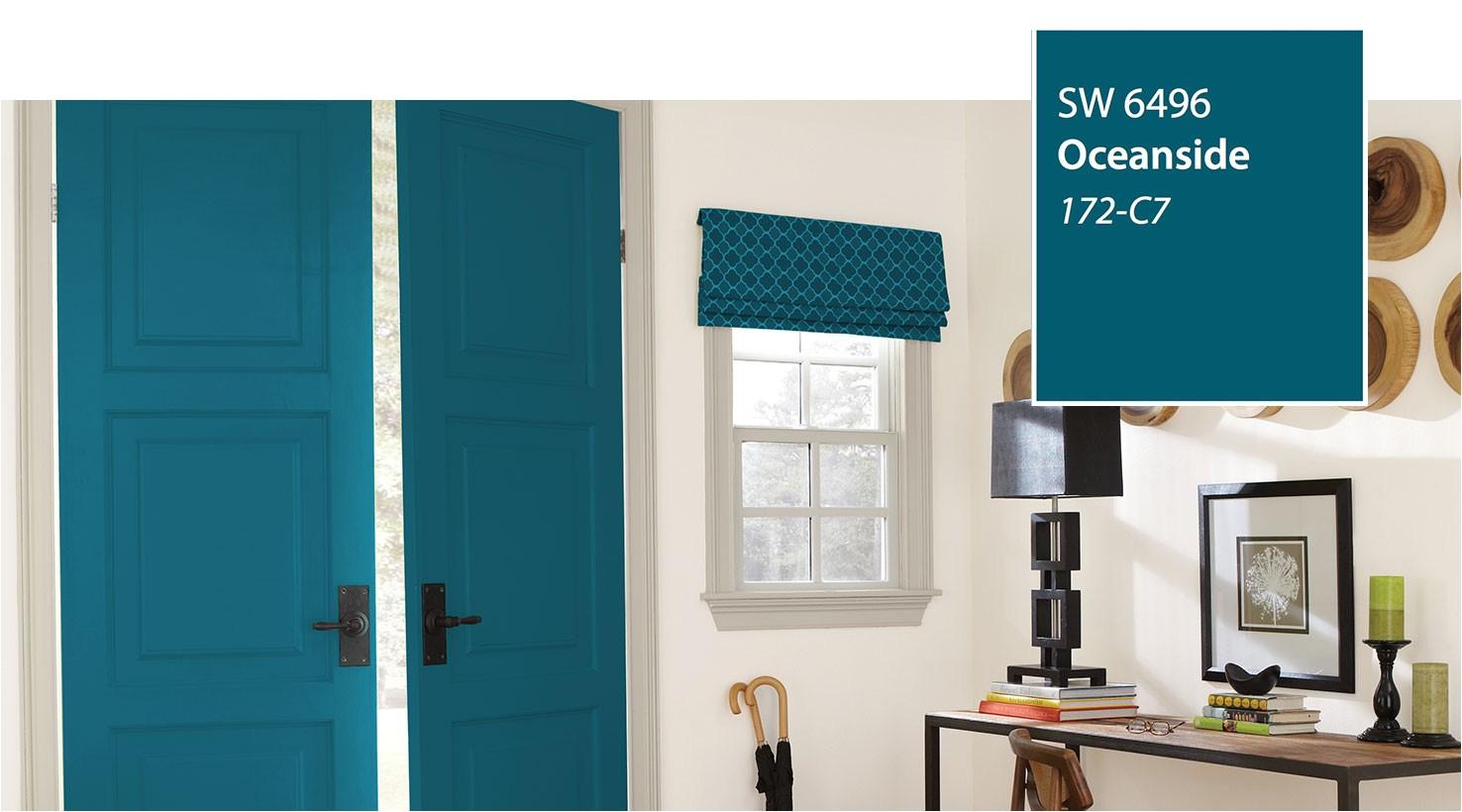Sherwin Williams Worn Turquoise Introducing the 2018 Color Of the Year Oceanside Sw 6496