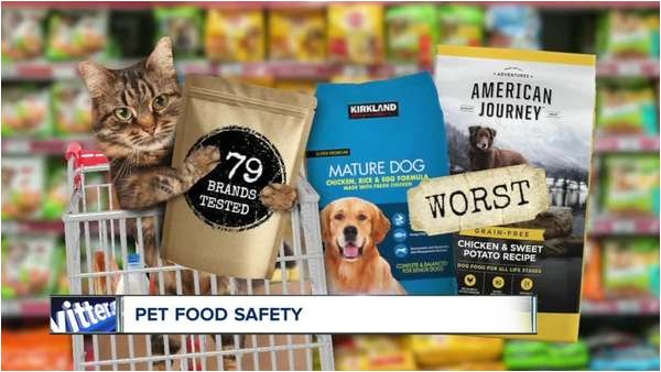 is your pet food safe some contain toxins
