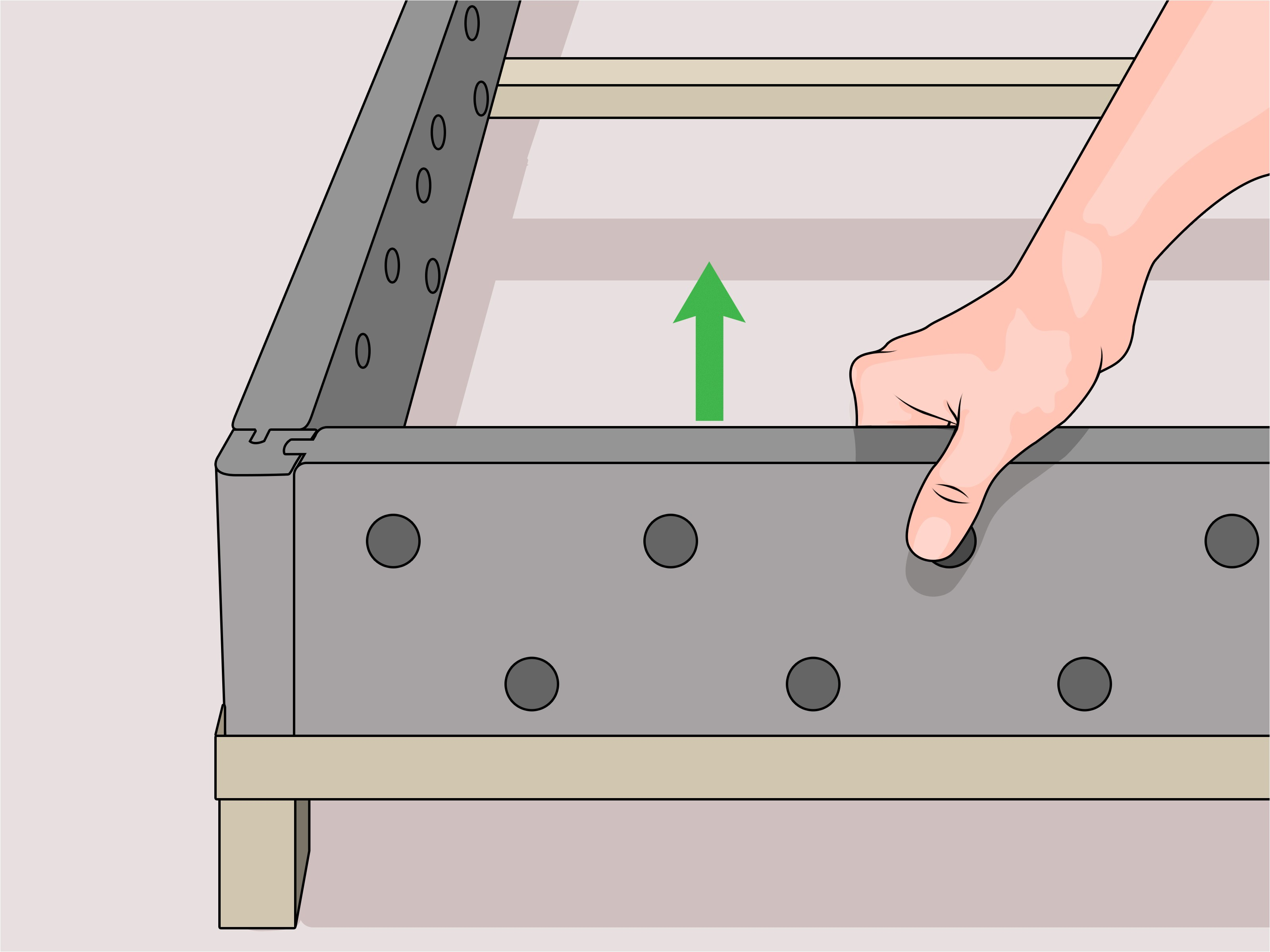 disassemble a sleep number bed