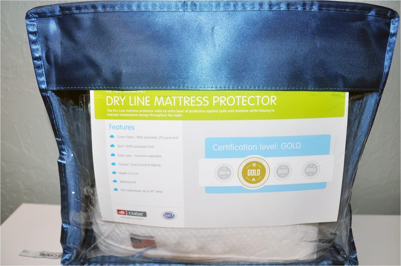 Slumber Cloud Dryline Mattress Protector Amazon Slumber Cloud Dryline Mattress Protector Review Sleepopolis