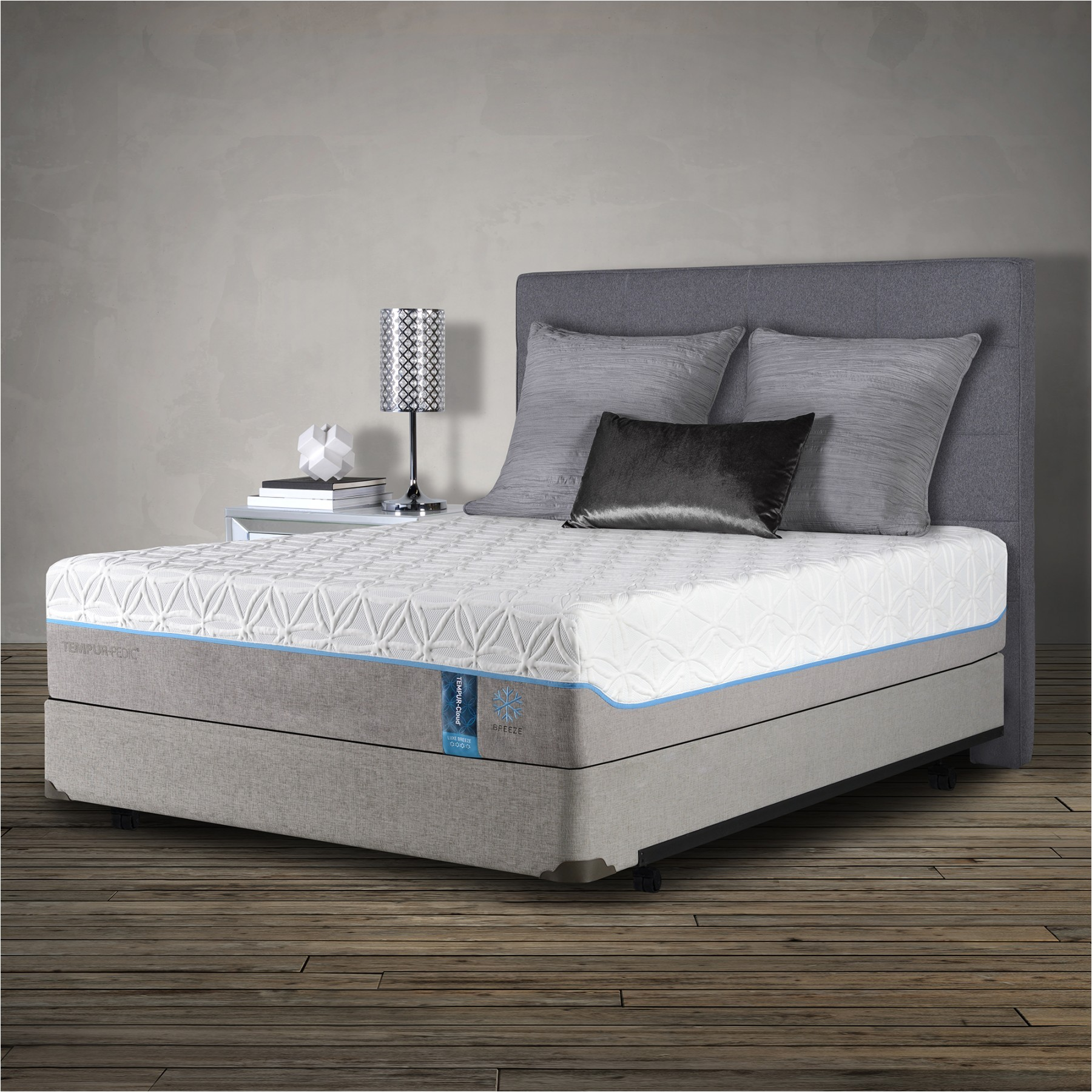 tempur pedic cloud luxe breeze set 3