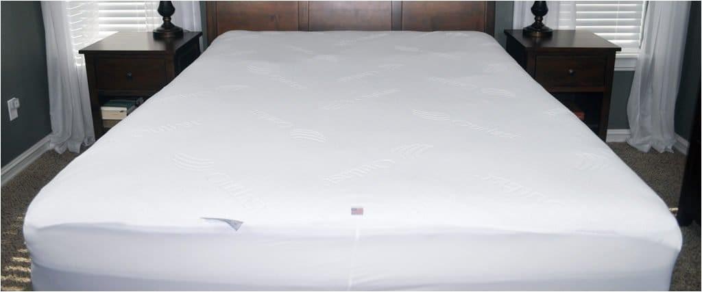 slumber cloud dryline mattress protector review