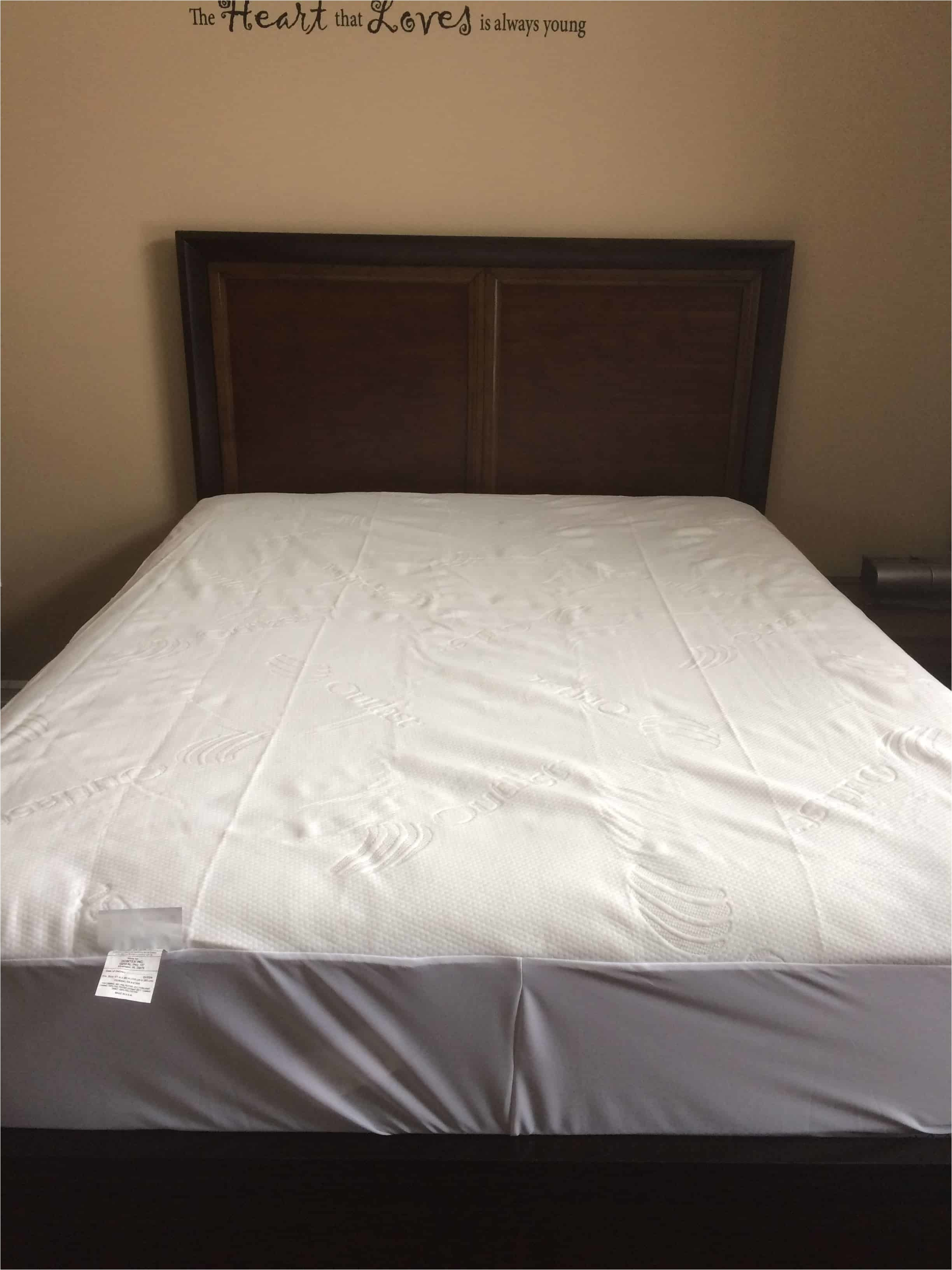 slumbercloud dryline mattress protector review