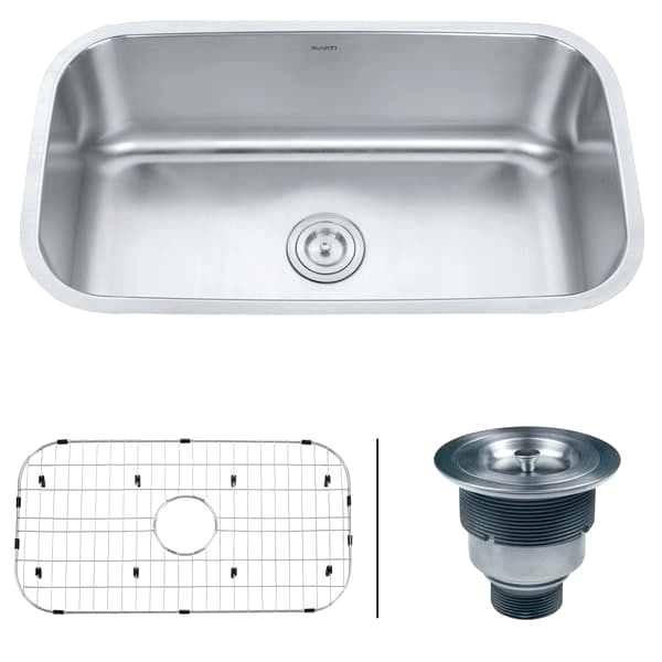 stainless steel sink gauge 16 vs 18