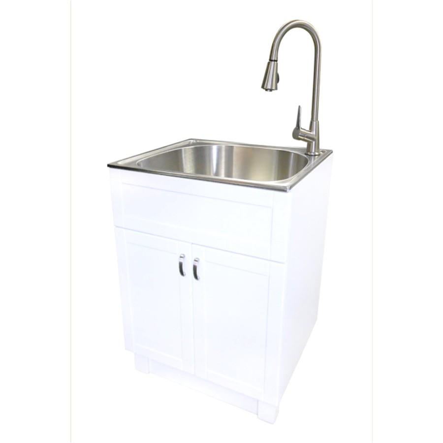 stand alone kitchen sink cabinet