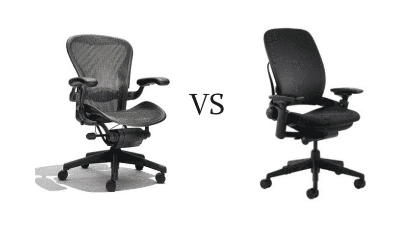 herman miller vs steelcase
