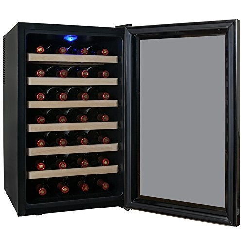 thermoelectric freestanding chiller refrigerator operation p 1874