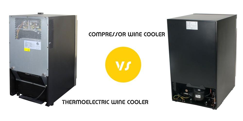 Thermoelectric Vs Compressor Wine Cooler thermoelectric Vs Compressor Wine Cooler