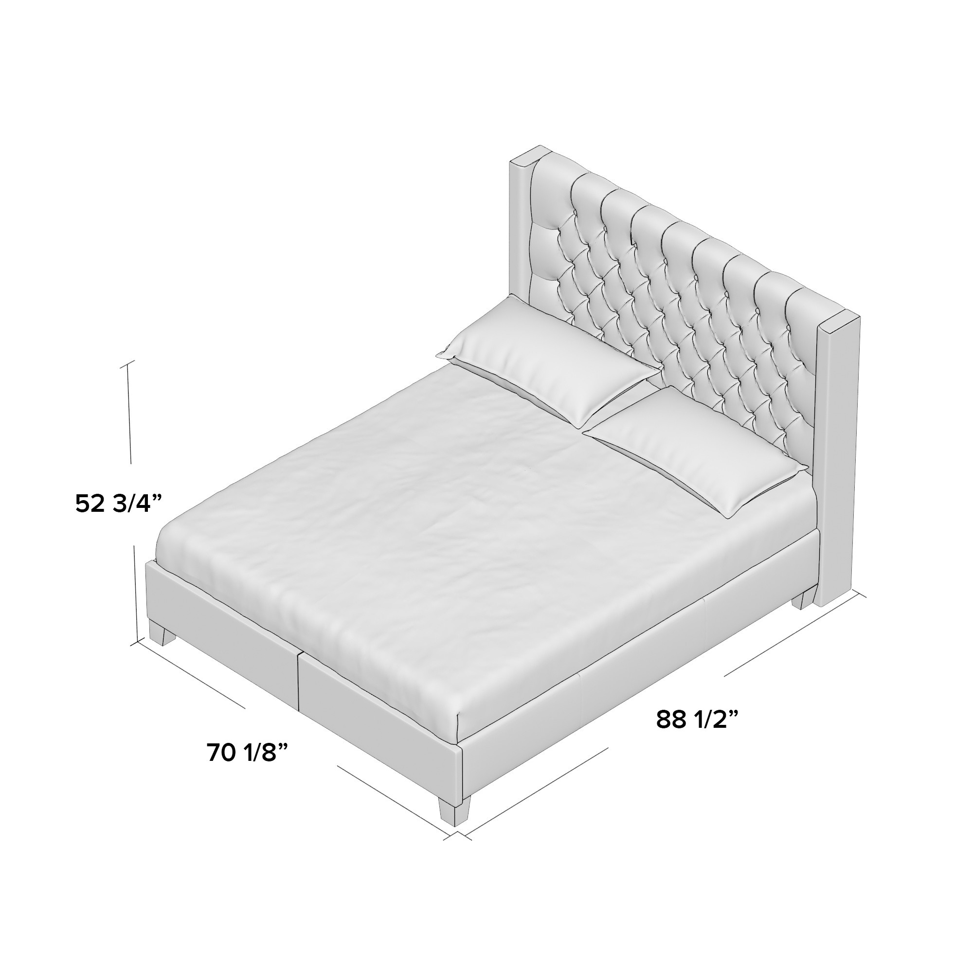 three posts crawley upholstered platform bed thre8850 piid 5b0 5d 19023334