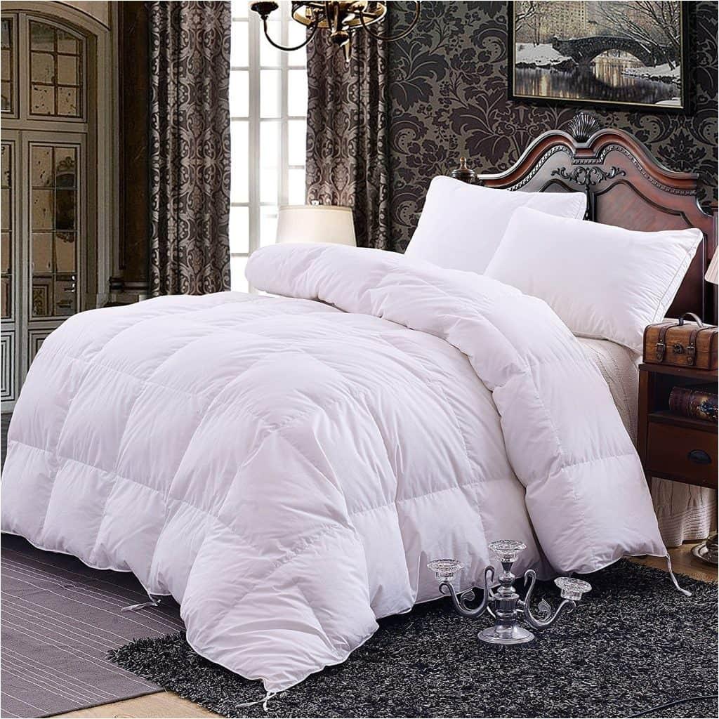 white down comforters