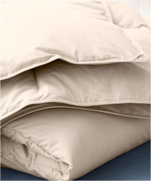 down alternative comforter