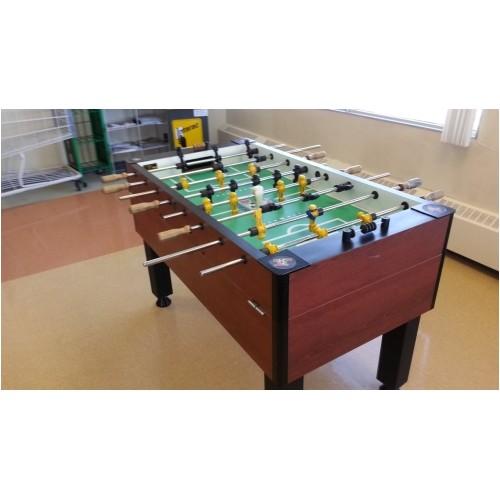 sml valley tornado elite foosball table by model 003557 9779