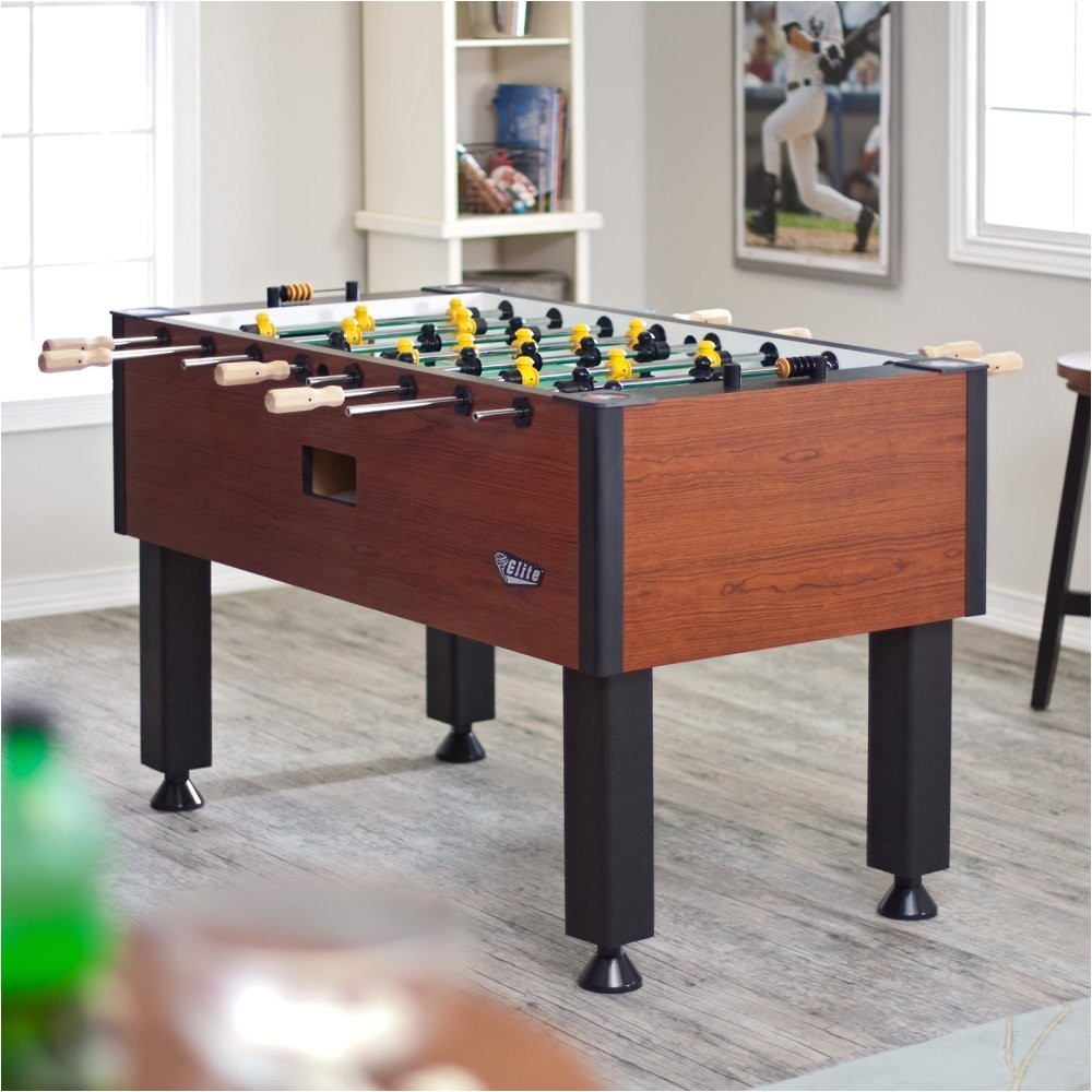 tornado elite foosball table