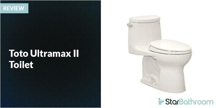 toto ultramax ii toilet review