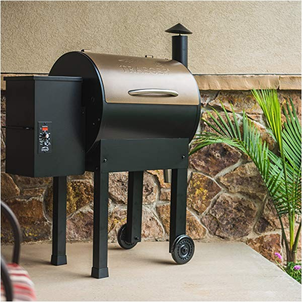 traeger renegade elite review