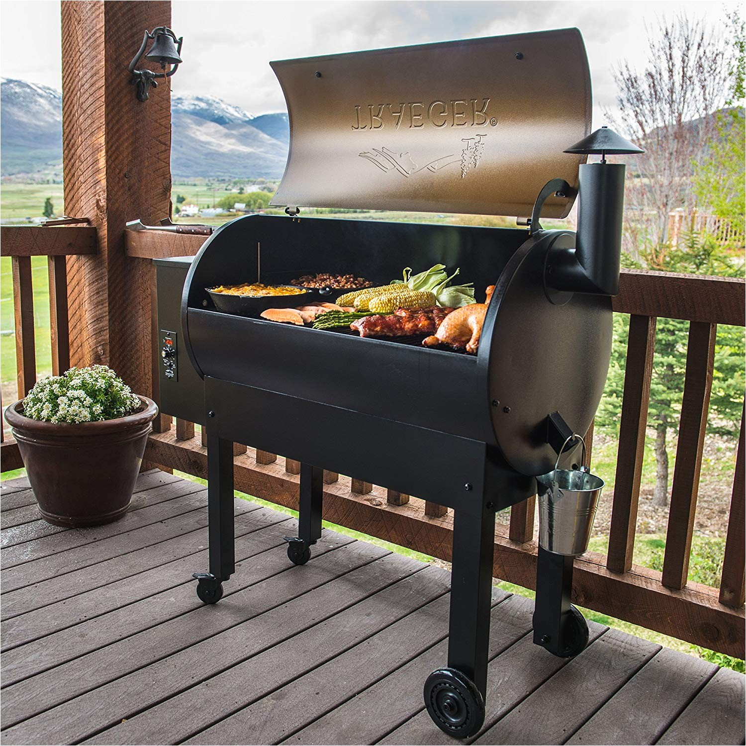 Traeger Renegade Elite Price Traeger Renegade Elite Grill Reviews Grilling Your Way to