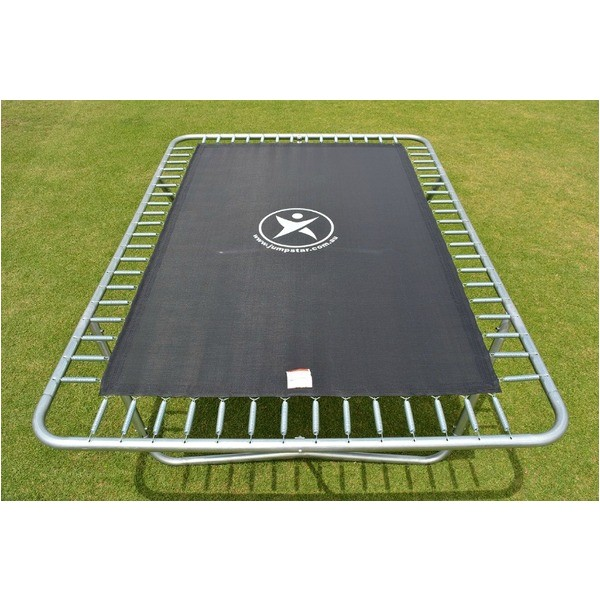 10x17ft rectangle trampoline replacement mat for 104 springs x 215mm spring size