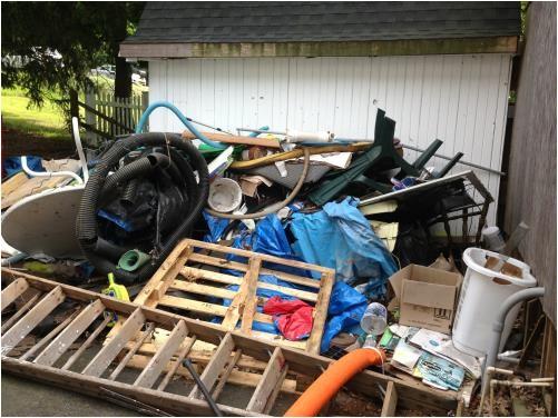 rubbish removal massachusetts