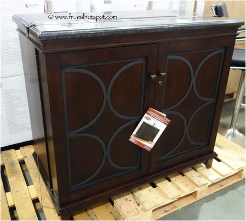 tresanti zinfandel thermoelectric wine cooler cabinet