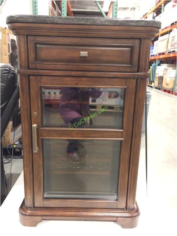 Tresanti Wine Cooler Costco Tresanti Wine Cabinet with 24 Bottle Cooler Costcochaser