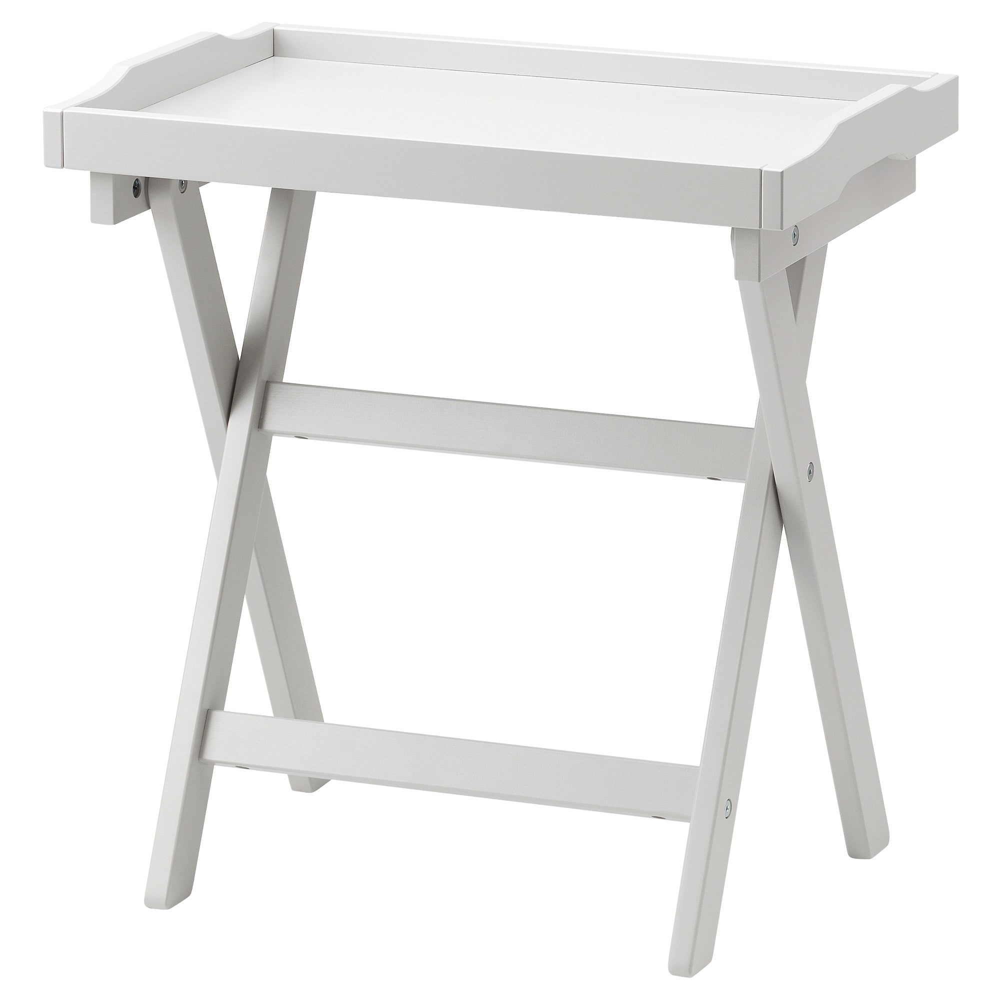 maryd tray table grey art 90292725