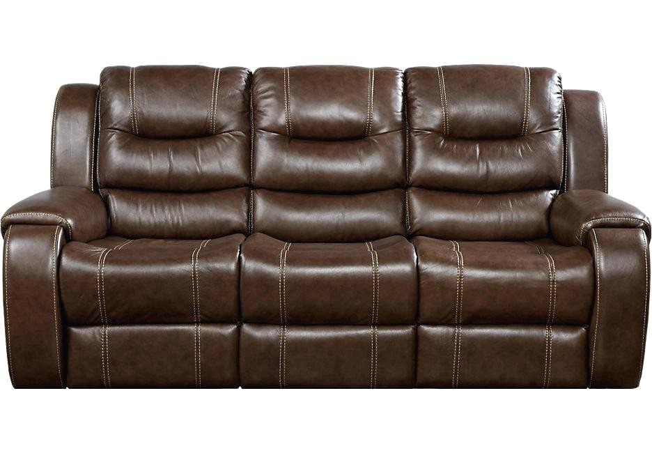 types of leather couch