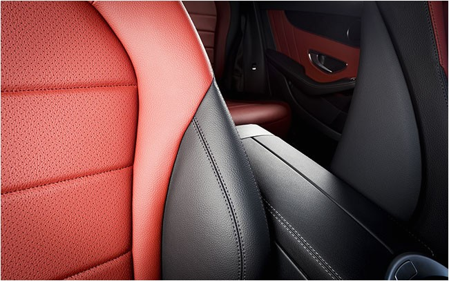 the different types of leather used in vehicles