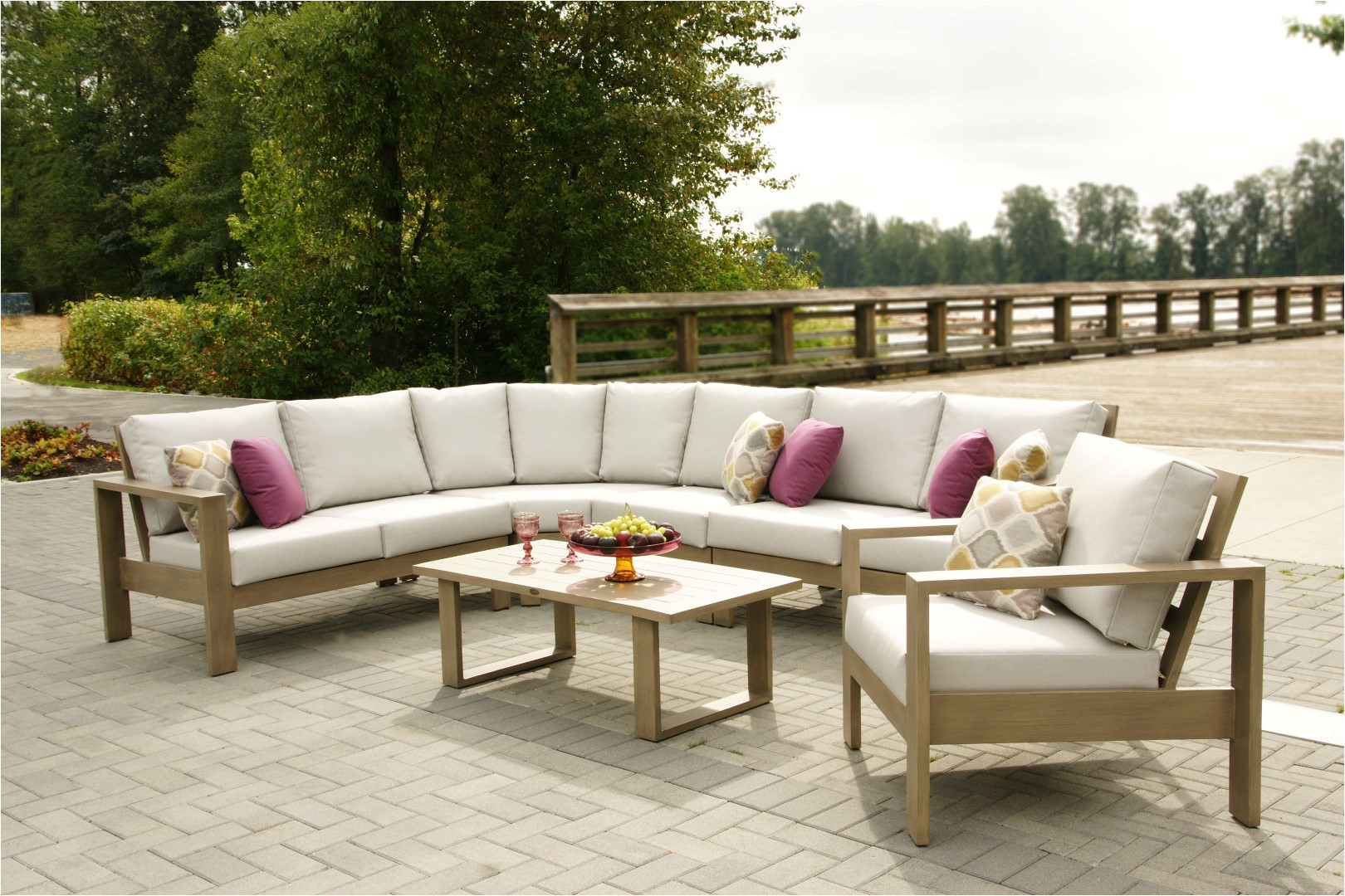 12757 outdoor furniture types of materials