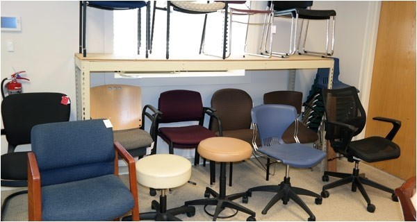 used office furniture store