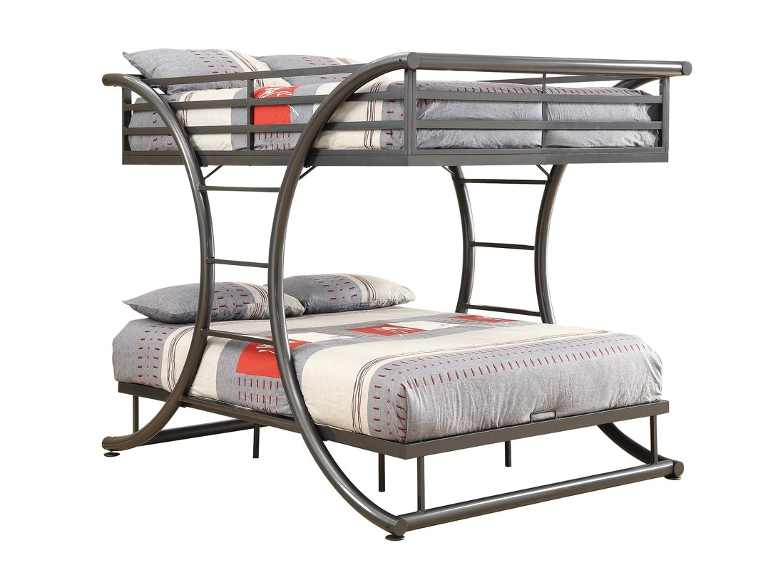 viv rae valerie full over full bunk bed vvro7141
