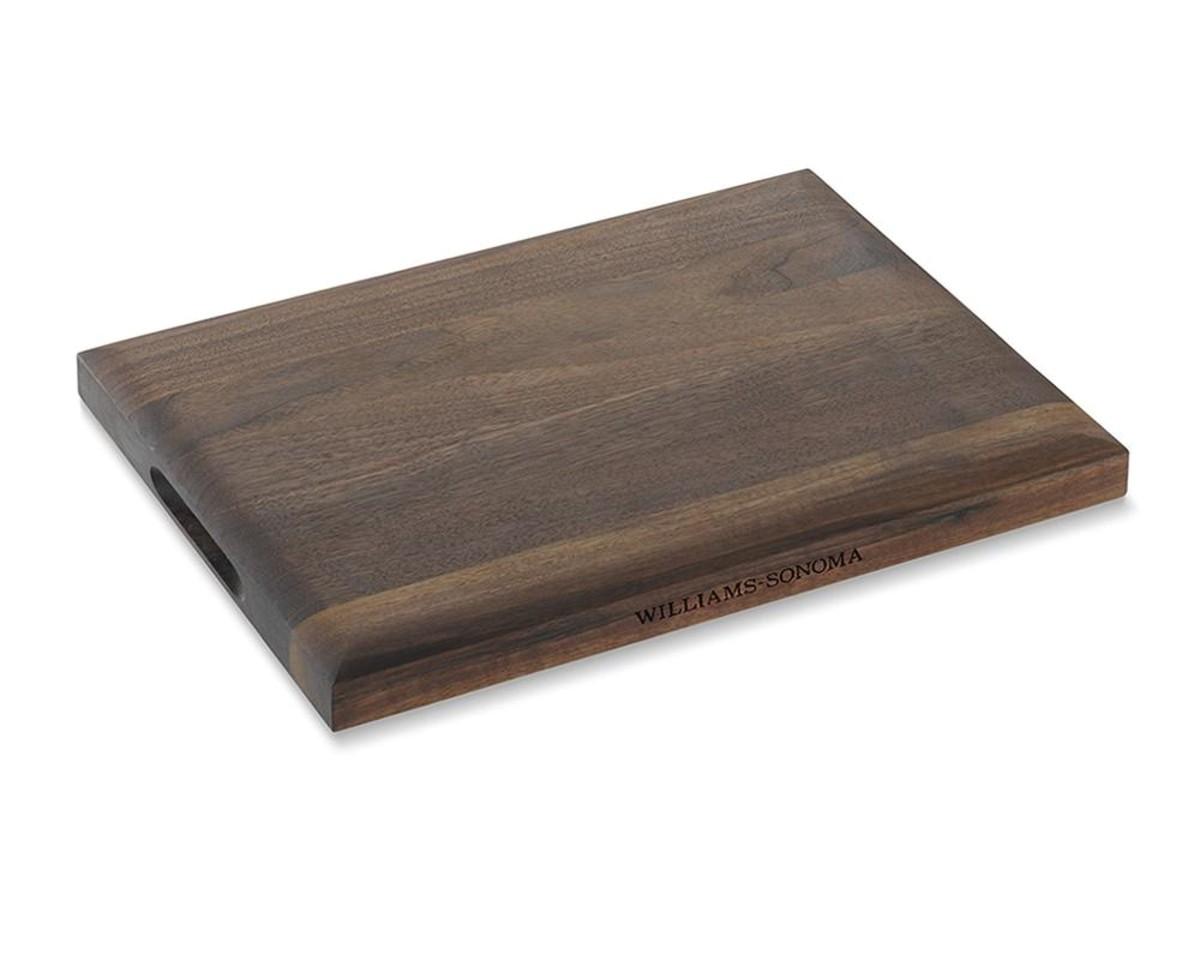 williams sonoma edge grain cutting board