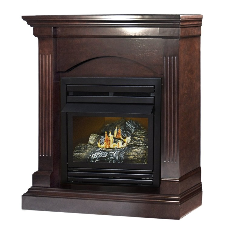 top dual fuel ventless gas fireplace review