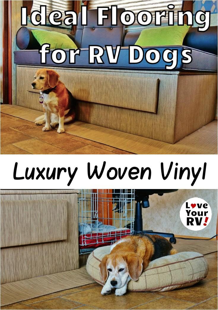 lwv flooring thumbs rv dogs