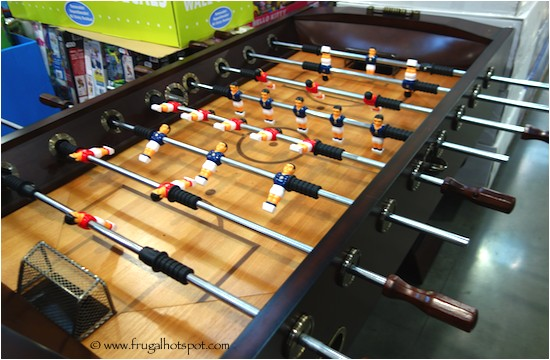well universal foosball table