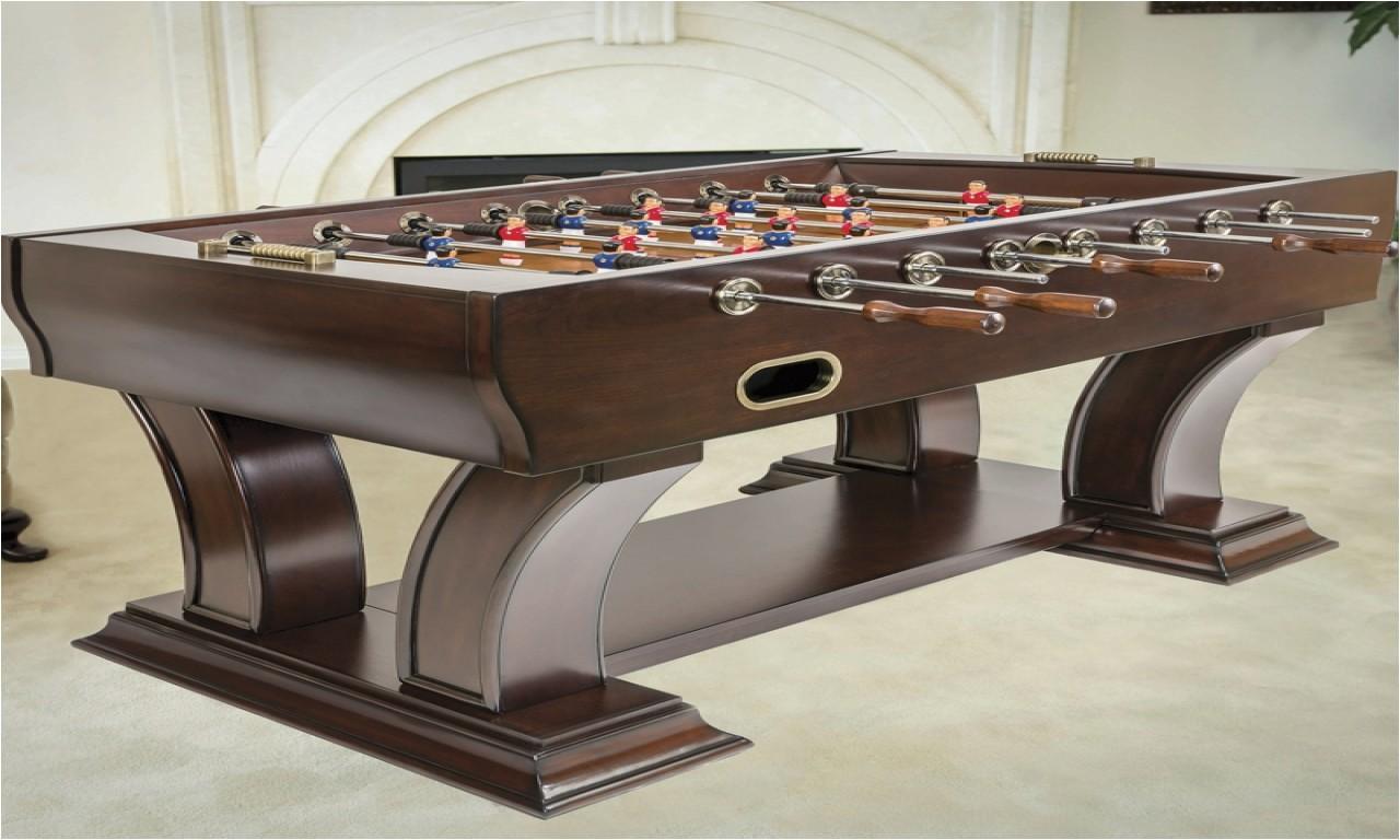 Well Universal Foosball Table Wood Table Classic Big Lots Foosball Coffee Table Well