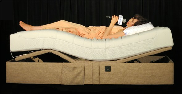 Zero Gravity Position On Tempurpedic Tempur Zero G Bed System Can Recline to Fit to Your